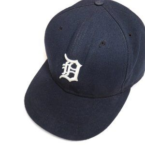 Detroit Tigers Cool Base Official On-field Cap Hat